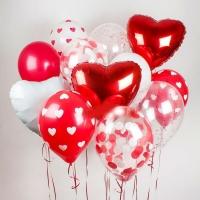 Шары на тему Любовь и Свадьба