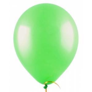 """Шар гелиевый Зелёный (Пастель) 30 см (12"""")"""