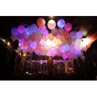 Светящееся облако из 30 шаров