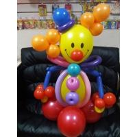 """Фигура из шаров """"Клоун"""""""