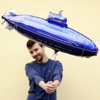 "Фигура из шаров ""Футболист №2"""