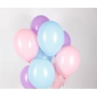 """Облако из шаров """"Нежность"""". 30 см. 20 шт."""