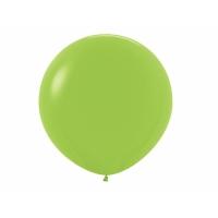 "Шар гелиевый зелёный 100 см (36"")"