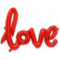 """Шар фольгированный """"Love"""" 64 см."""