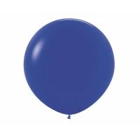 """Шар гигант метровый гелиевый синий 100 см (36"""")"""